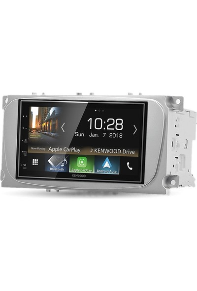 Kenwood Ford Focus Mondeo Carplay Android Mirrorlink Multimedya Sistemi