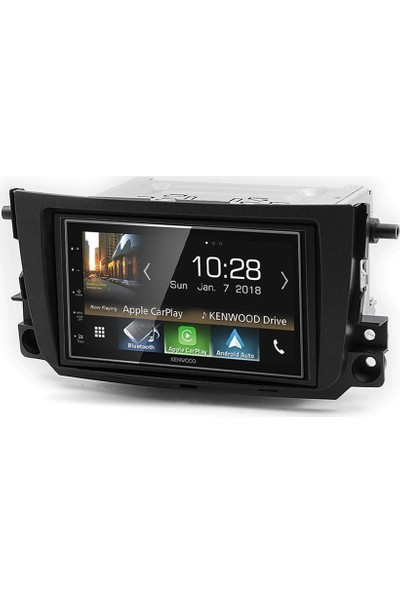 Kenwood Smart Fortwo Carplay Android Mirrorlink Multimedya Sistemi