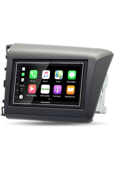Grundig Honda Civic Carplay Android Multimedya Sistemi