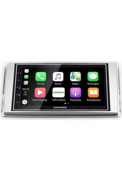Grundig Hyundai Santa Fe Carplay Android Multimedya Sistemi