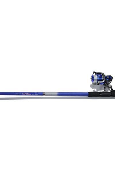 BAUER Olta Makine ve Kamış Set Carizma 3 mt + Bauer Testa 5000 Makara