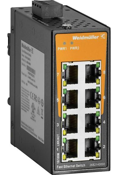 Weidmuller Weidmüller End.ethernet Switch 2682140000