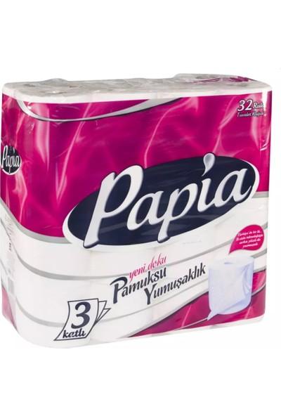 Papia Tuvalet Kağıdı 32'li