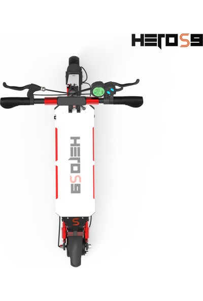 Hero S9 Elektrikli Scooter 600W 21AH