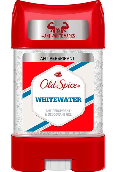 Old Spice Whitewater Clear Jel 70 ml