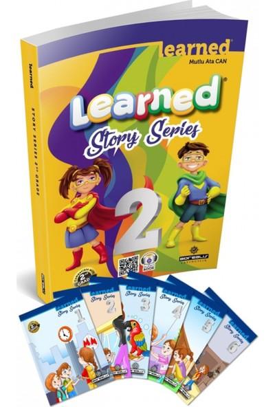 Borealis Yayınları Learned Story Series (2. Sınıf Hikaye Seti)
