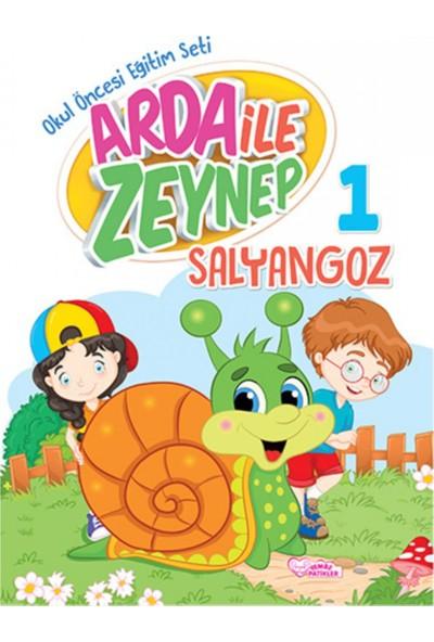 Pembe Patikler Arda ile Zeynep
