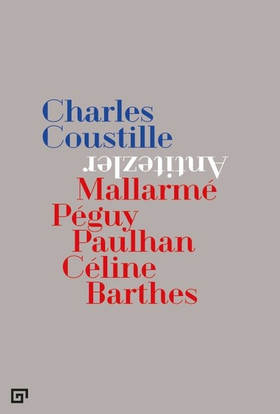 Antitezler - Charles Coustille