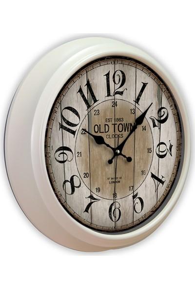 Time Gold Olimpos Duvar Saati
