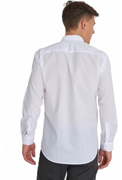 Çetinkaya Çizgili Gömlek