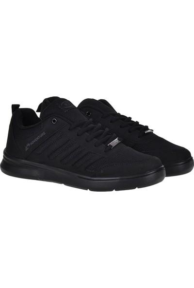 M.P Mp 211-1163 Mr Siyah Urban Günlük Erkek Spor Ayakkabı