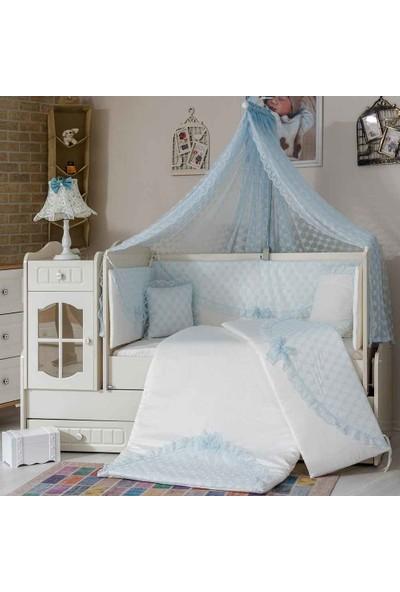 Mini Baby Daisy Bebek Uyku Seti 10 Parça 60X120 cm