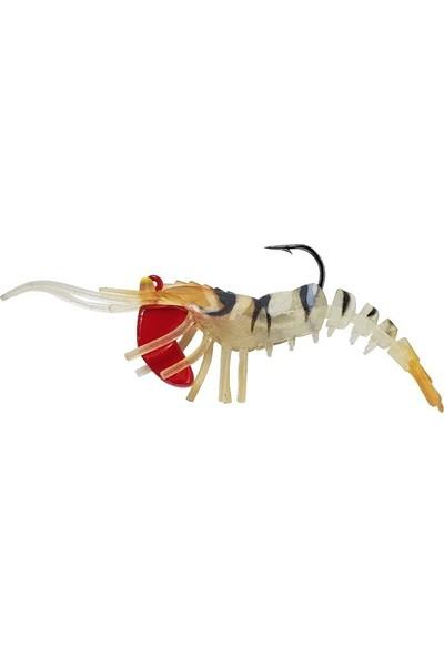 Kaptan Nemo Rone Soft Shrimp A 9,5 cm Silikon Karides Yem 12,5 gr