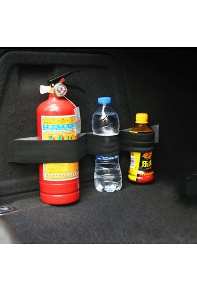 Datdijital Audi A5 Oto Organizer Araç İçi Üç Bölmeli Bagaj Eşya Düzenleyici