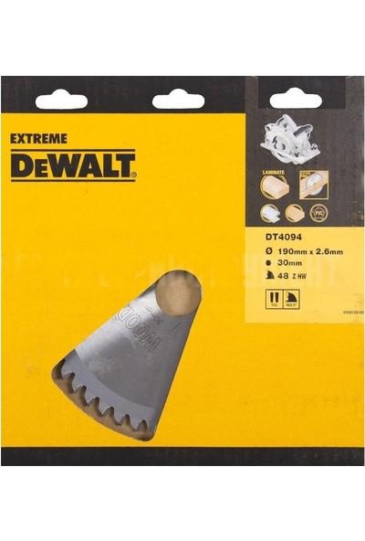 Dewalt DT4092 Extreme Elmas Testere 184 x 16 mm DT4092