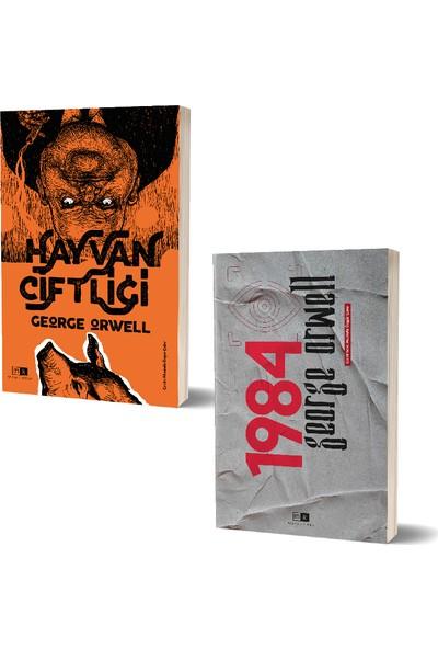 1984 - Hayvan Çiftliği - George Orwell