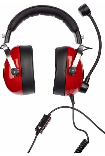 Thrustmaster T. Racing Scuderia Ferrari Edition Oyuncu Kulaklık (Yurt Dışından)