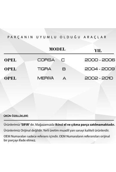 Alpha Auto Part Opel Corsa,tigra, Meriva Için Direksiyon Korna Düğme Kapağı