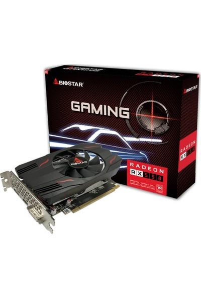 Biostar AMD Radeon RX550 2GB 128 Bit GDDR5 Pcı-E 3.0 Ekran Kartı VA5515RF21