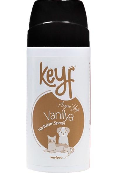 Argan Yağlı Vanilya Tüy Bakım Spreyi 150 ml