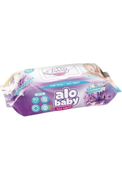 Alo Baby Sümbül Bahçesi x 12 Paket