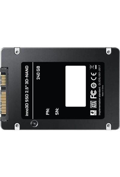 INNO3D 240GB 3d-Nand SSD 520/460MB/S