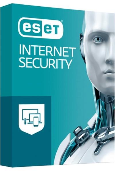 Eset NOD32 Internet Security 3kullanıcı 1 Yıl