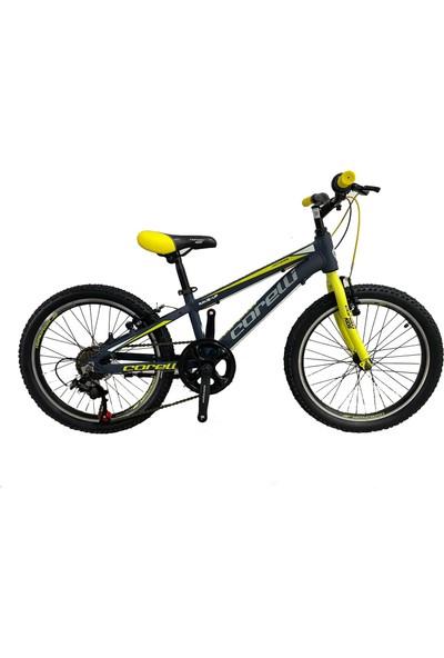 Corelli Rave-Up 20 Jant Çocuk Bisikleti Sarı