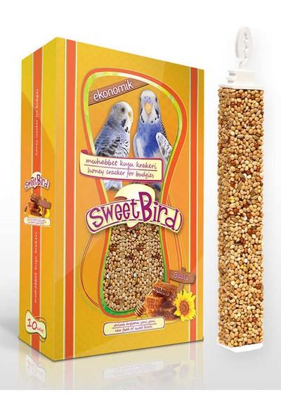 Sweet Bırd Tava Kraker Ballı 10 Adet