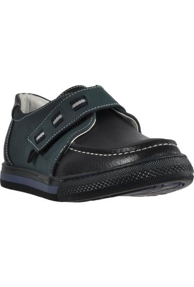 Şiringenç 8999 Siyah-Lacivert Çocuk Günlük Ayakkabı