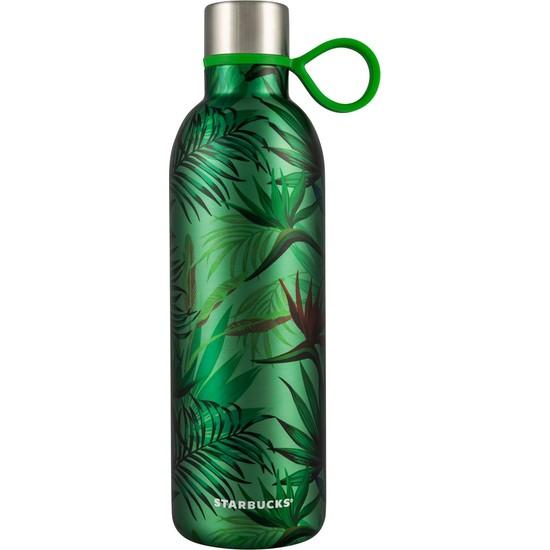 Starbucks® Yeşil Renkli Orman Temalı Termos - 591 ml