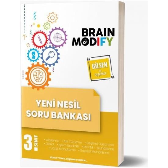 Brain Modify Yeni Nesil 3. Sınıf Soru Bankası