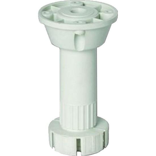 Proto Plastik Baza Ayağı 12 Cm Beyaz