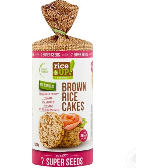 Rice Up 7 Super Seeds 120 gr