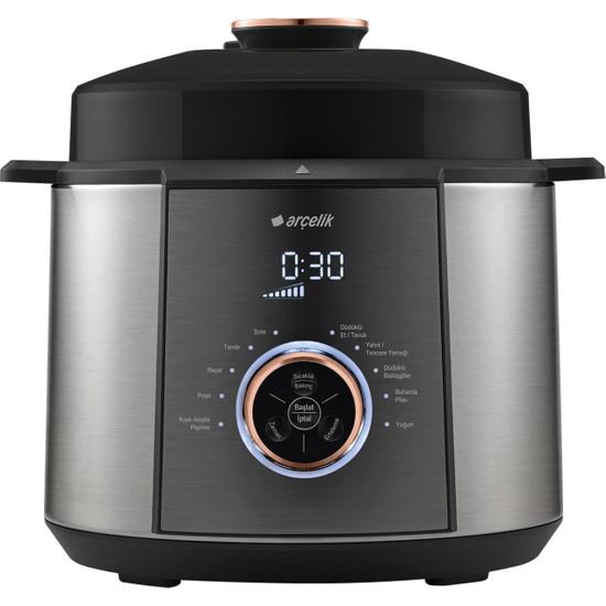 Arçelik MC 6056 I Gurme Şef Çok Amaçlı Pişirici