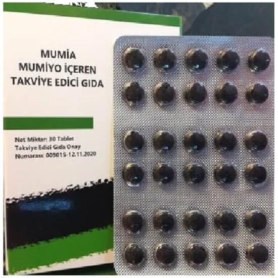 Farmona Mumia Mumiyo 30 Tablet
