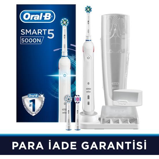 Oral-B Smart 5000 Şarj Edilebilir Diş Fırçası