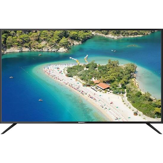 """Sunny SN58LEDJ58 58"""" 147 Ekran Uydu Alıcılı 4K Smart LED Tv"""