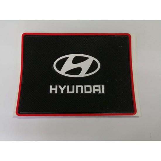 Vıp Hyundai Torpido Üstü Kaydırmaz Ped Telefon Tutucu
