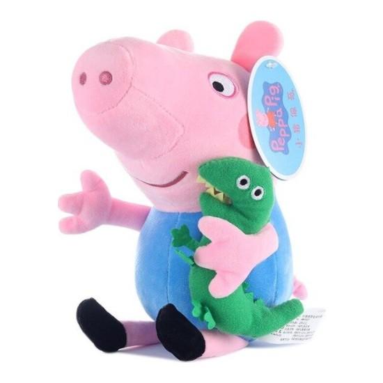 Peppa Pig Peluş - Karakter Oyuncak (19 Cm) Peppa)