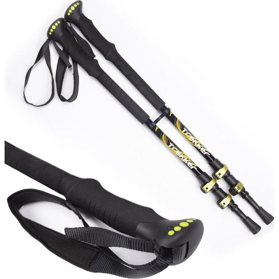 Evolite Trekker Quik-Lock Dıştan Kilitli Trekking Batonu