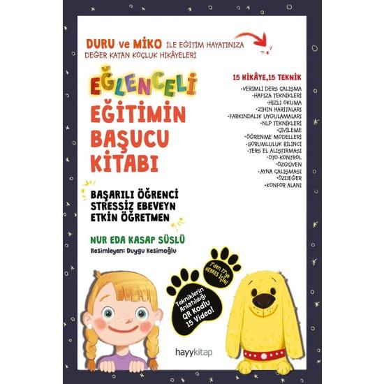 Eğlenceli Eğitimin Başucu Kitabı - Nur Eda Kasap Süslü
