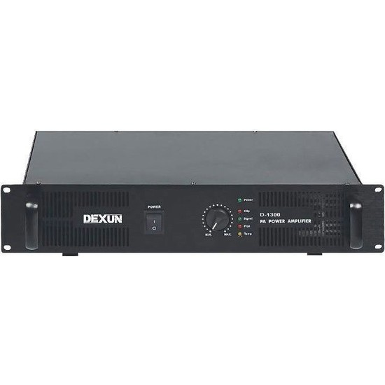 Dexun D-1200 200 Watt Hat Trafolu Power Amfi