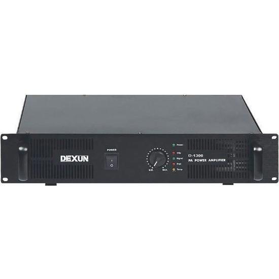 Dexun D-2300 2X200 Watt Hat Trafolu Power Amfi