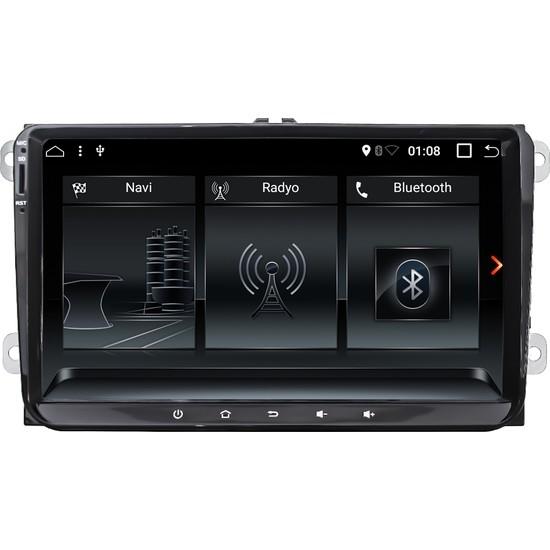 Carvocal Volkswagen Golf Android Multimedya Sistemi (2004-2012)