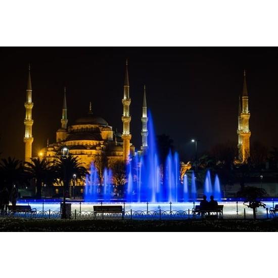 Syronix Sultan Ahmet Camii Kanvas Tablo