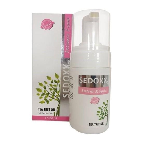 Sedoxx Intim Köpük Tea Tree Oil 100 ml
