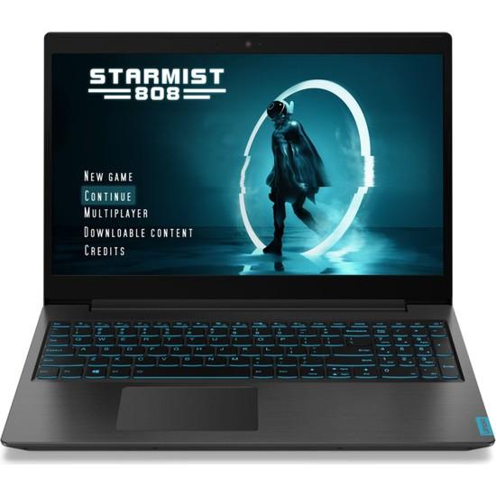"Lenovo IdeaPad L340 Gaming Intel Core i5 9300H 8GB 256GB SSD GTX 1050 Windows 10 Home 15.6"" FHD Taşınabilir Bilgisayar 81LK01NBTX"