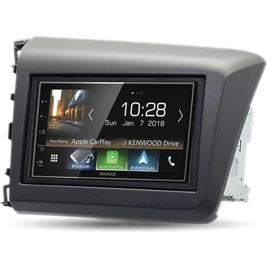 Kenwood Honda Civic Carplay Android Mirrorlink Multimedya Sistemi