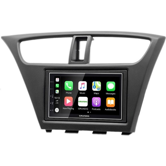 Grundig Honda Civic Hb Carplay Android Multimedya Sistemi